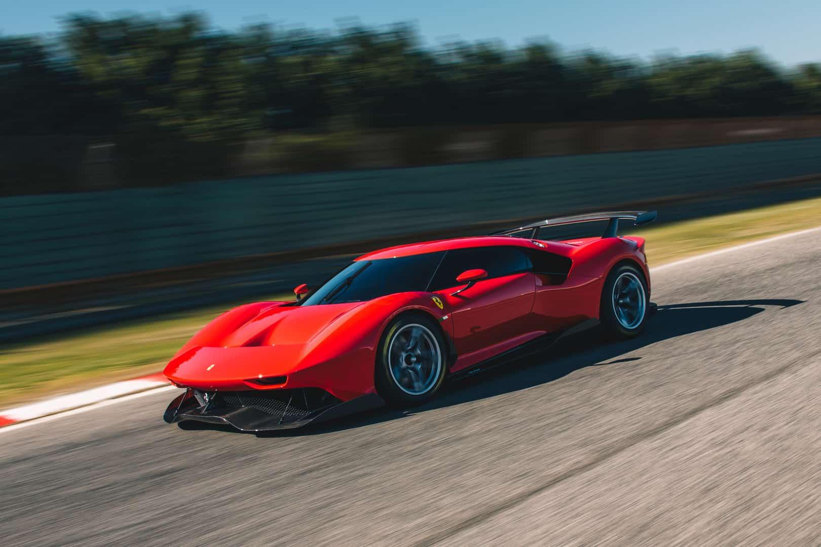 Ferrari P80C 12