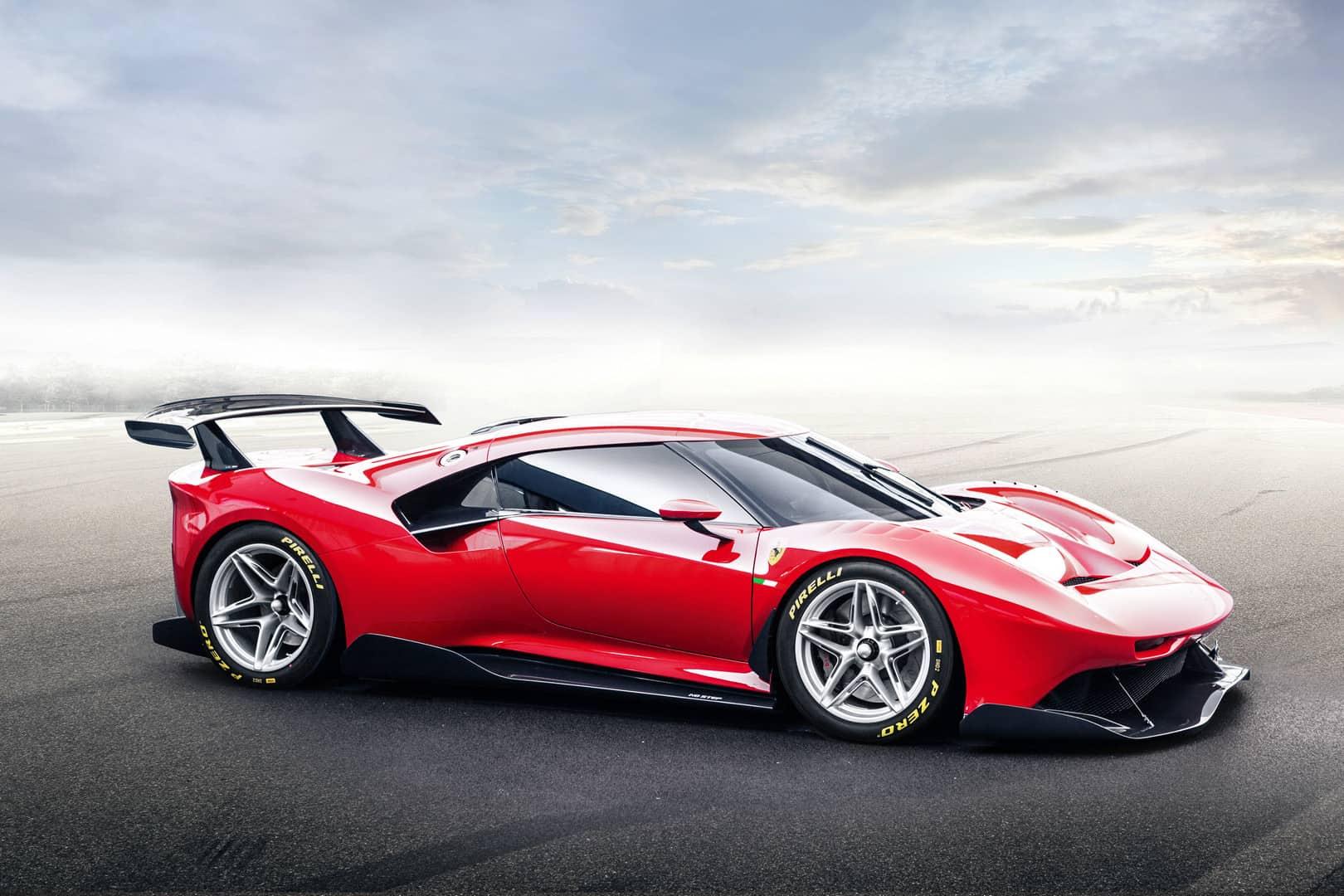 Ferrari P80C 2