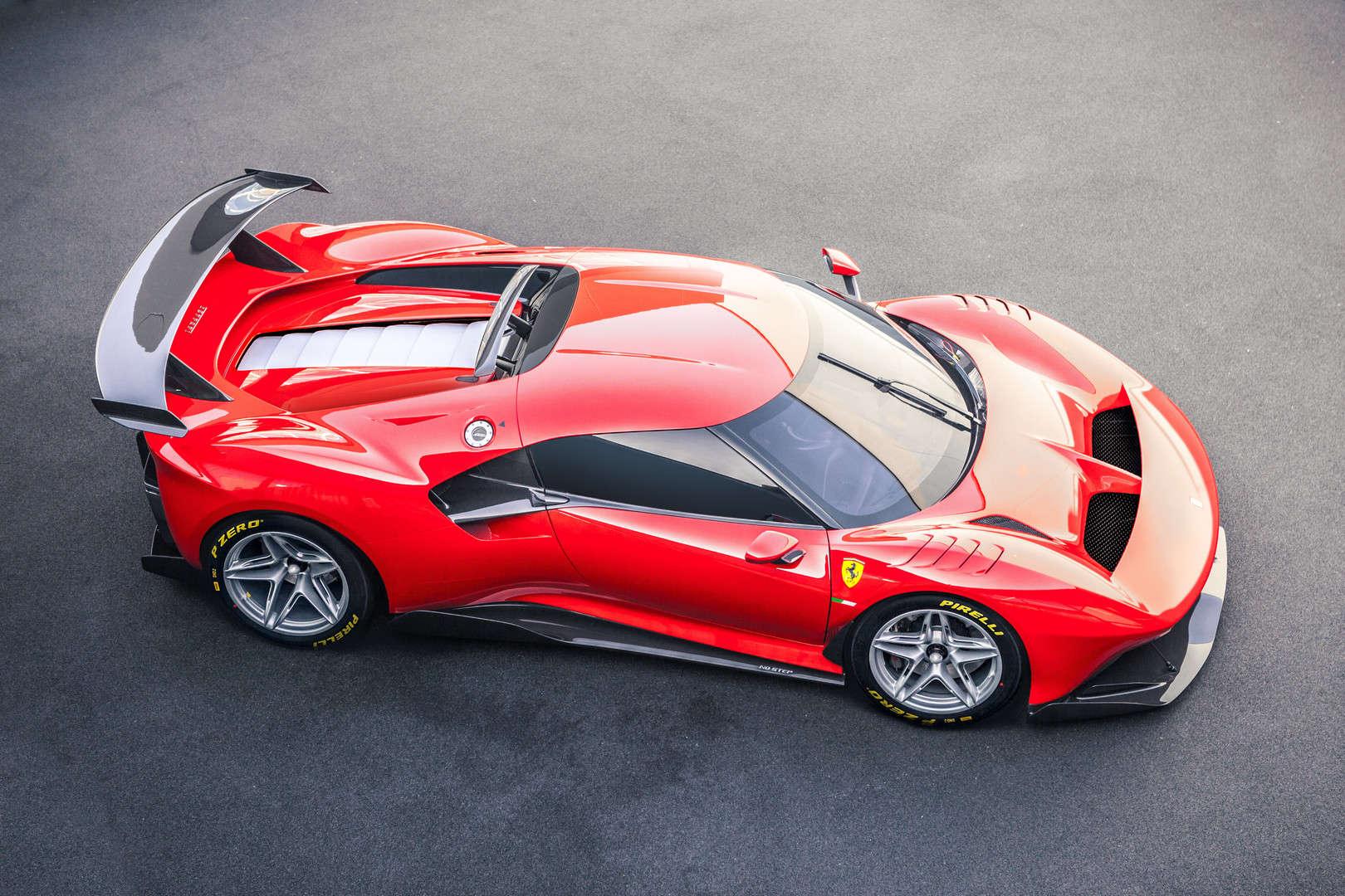 Ferrari P80C 3