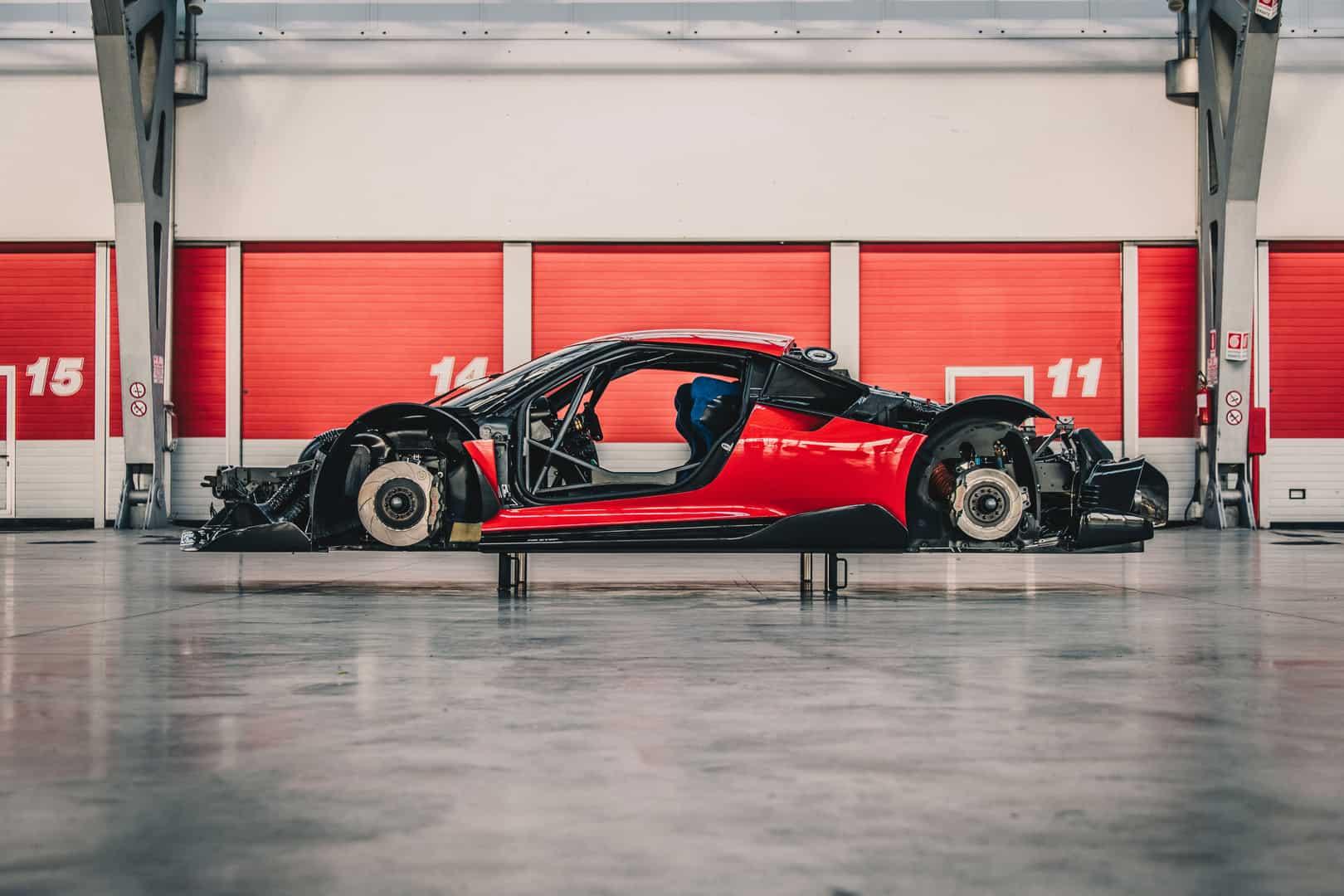 Ferrari P80C 5