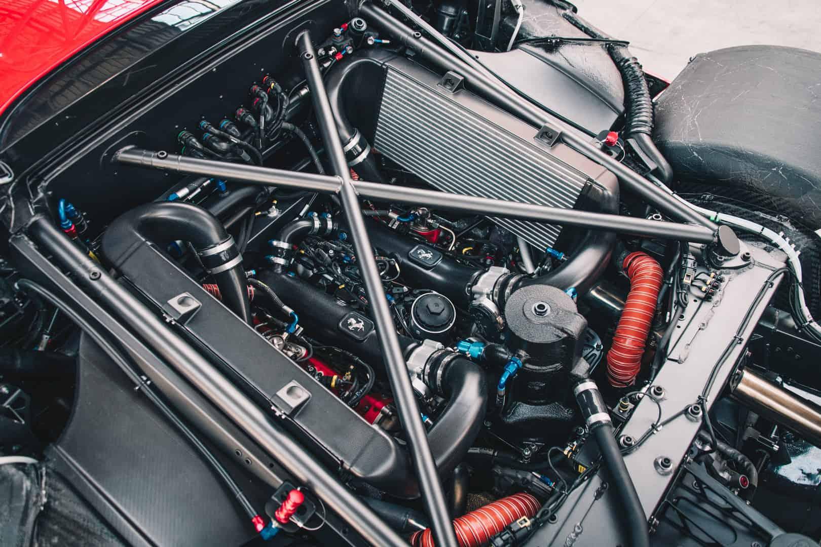 Ferrari P80C 7