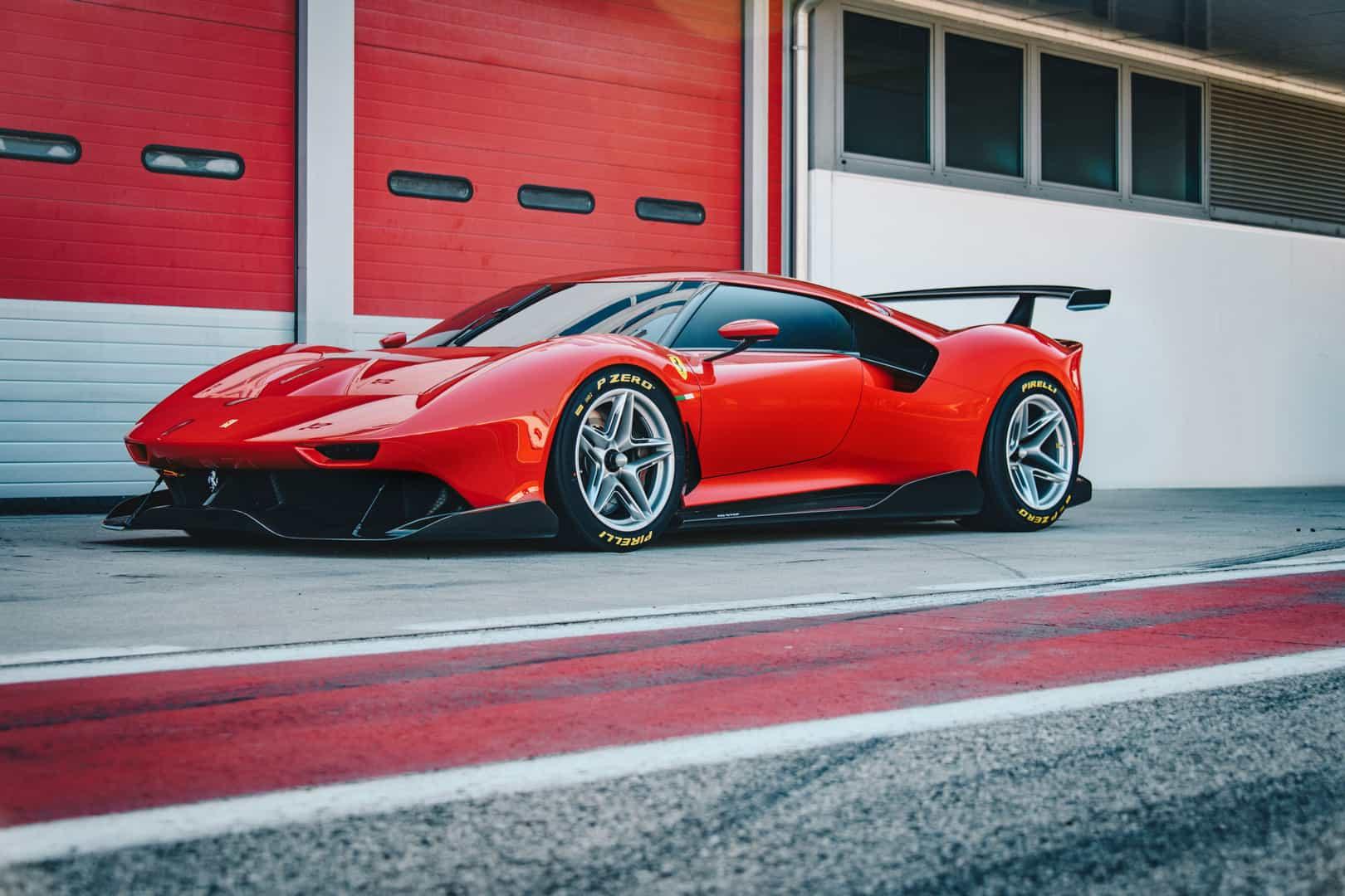 Ferrari P80C 9