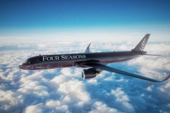 Four Seasons Private Jet 1