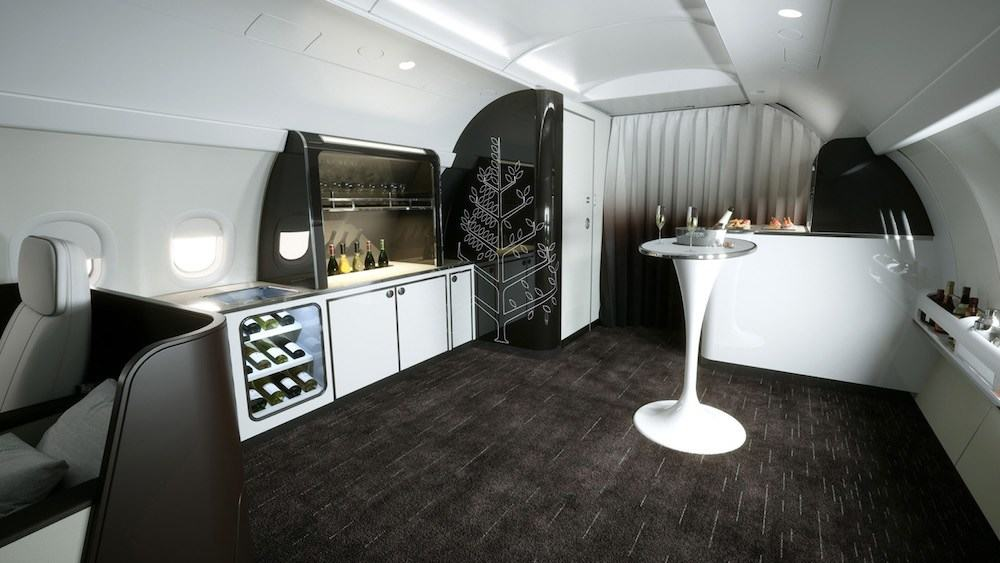 Four Seasons Private Jet 2