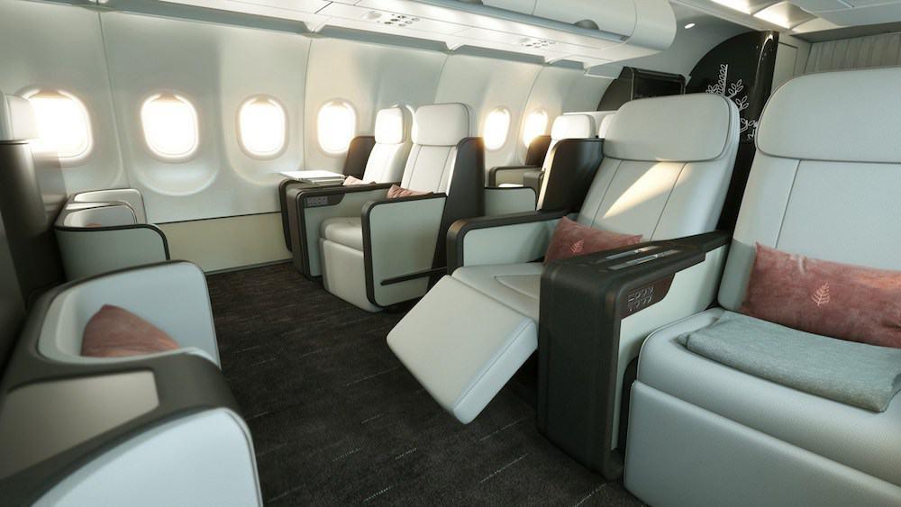 Four Seasons Private Jet 3