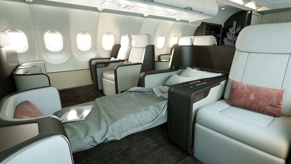 Four Seasons Private Jet 6