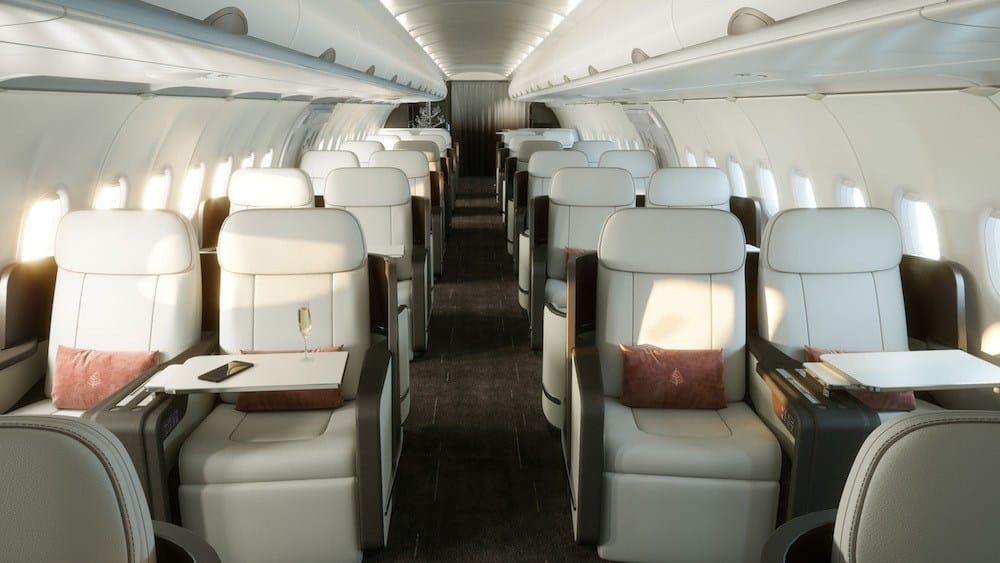 Four Seasons Private Jet 7