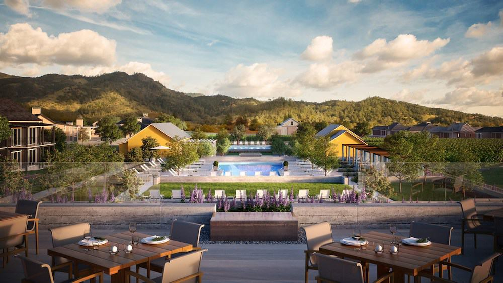 The Four Seasons Resort and Residences in Napa Valley Will Soon Open Its Gates