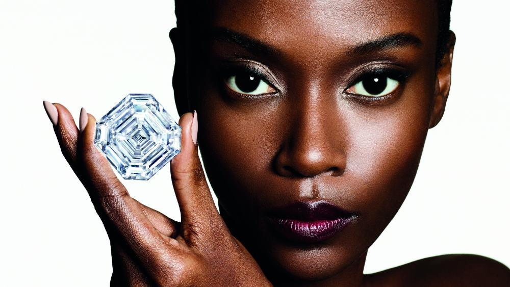 Graff Lesedi La Rona is Officially the Biggest Square Cut Diamond in the World