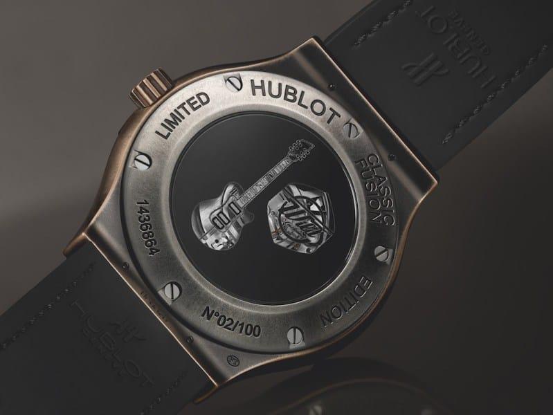 Hublot Classic Fusion Wild Customs 1