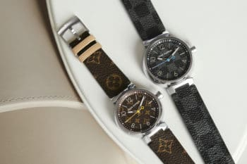 Louis Vuitton Tambour Icons Collection Watches 3
