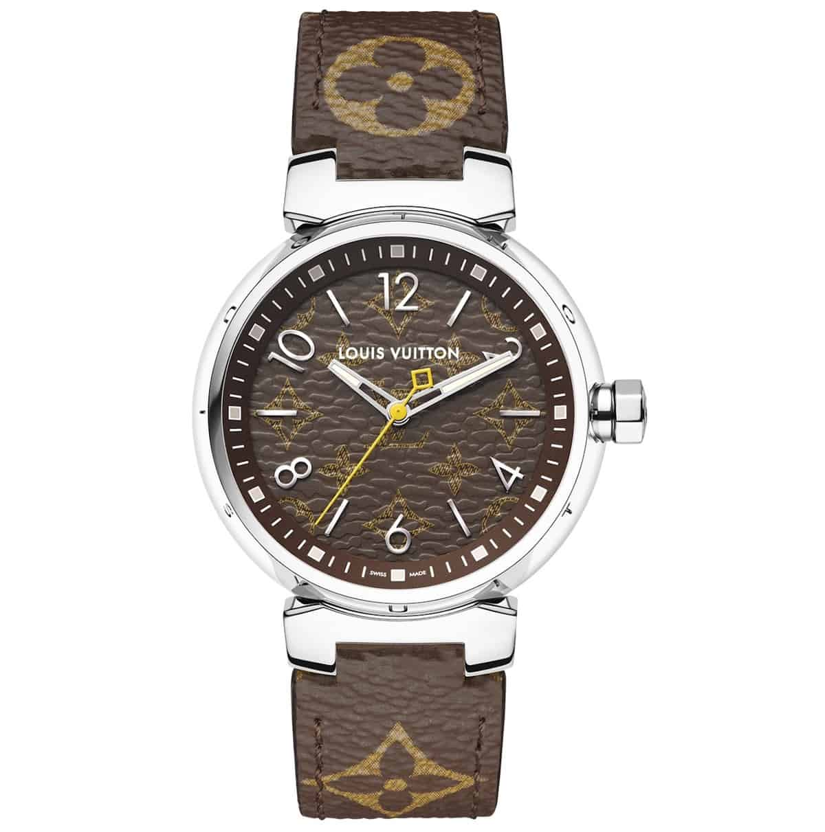 Louis Vuitton Tambour Icons Collection Watches 6
