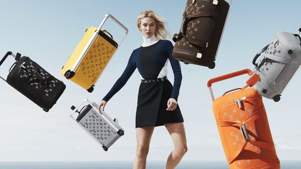 Louis Vuitton Horizon Soft Rolling Luggage Innovates and Impresses Everyone