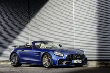 Mercedes-AMG GT R Roadster 1
