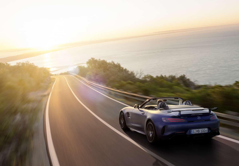 Mercedes-AMG GT R Roadster 13