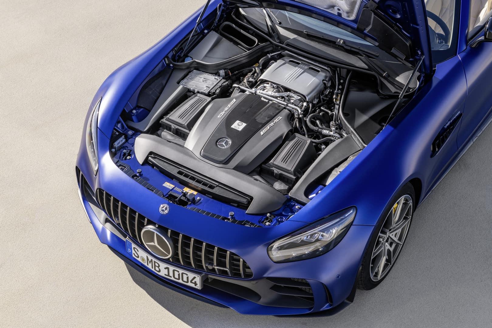 Mercedes-AMG GT R Roadster 15