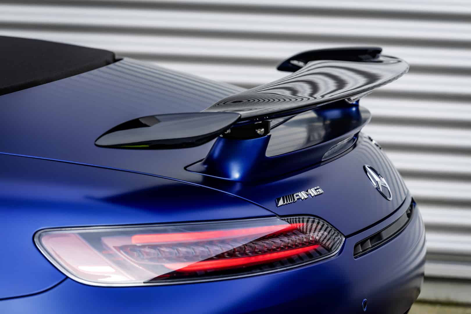 Mercedes-AMG GT R Roadster 7