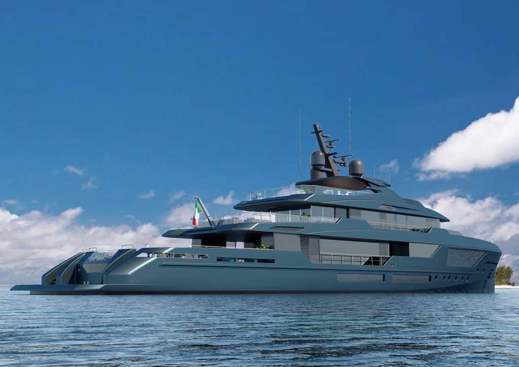 Mondomarine Discovery 57 Yacht 2
