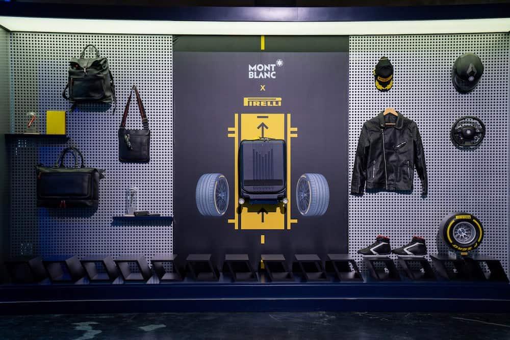 Montblanc Pirelli 5