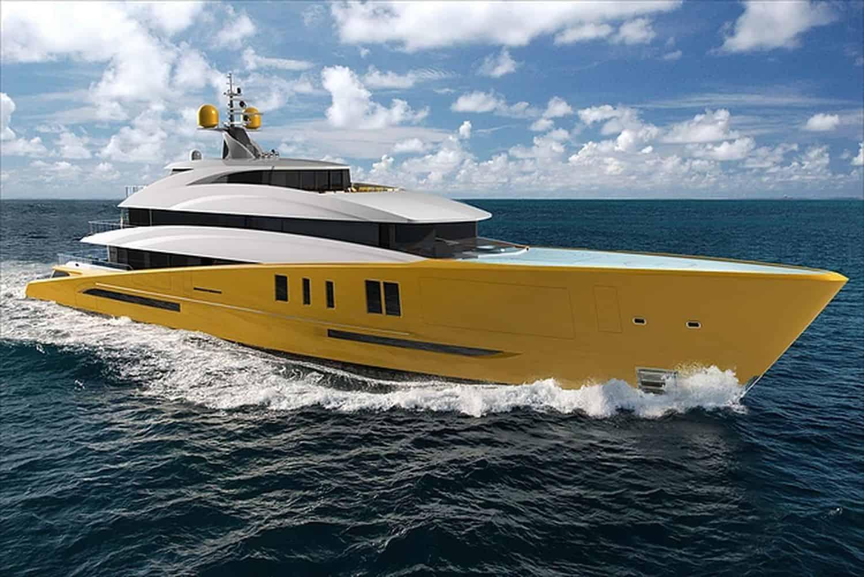 NEXT is a Stunning Yacht Concept by Nicolò Piredda