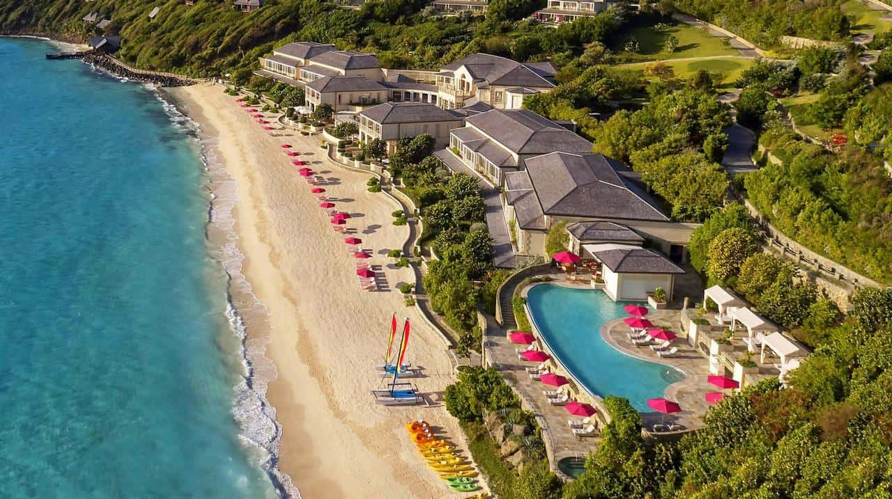 Pink Sands Club, St Vincent and the Grenadines