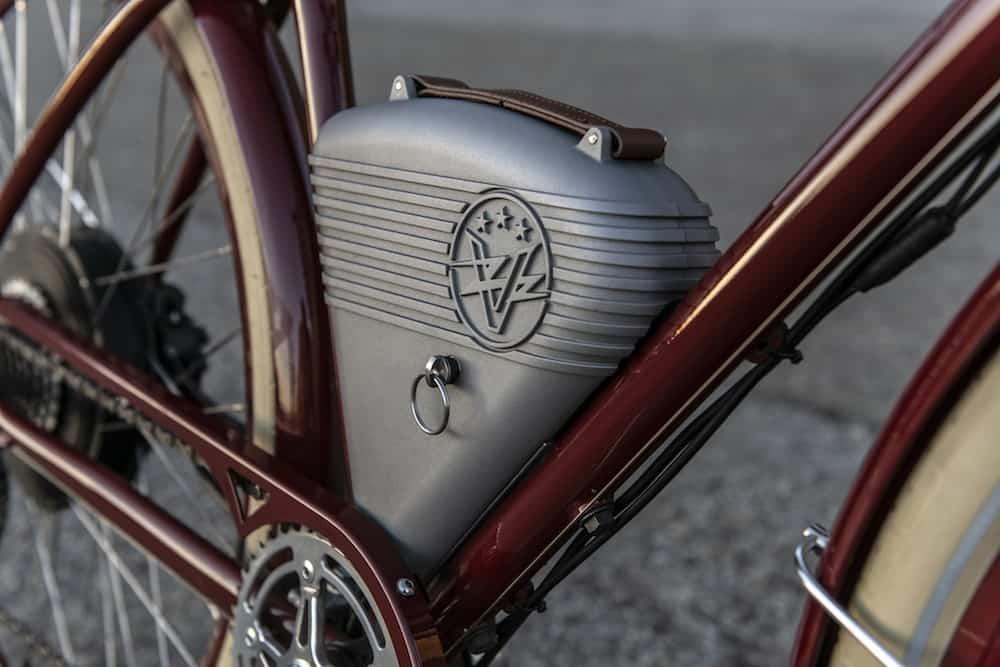 The Vintage Electric Cafe Bike 6