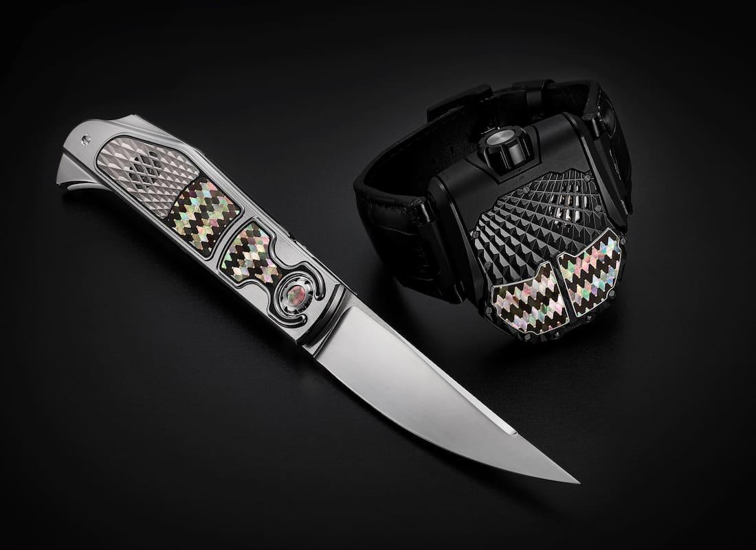 Urwerk's UR-T8 Colibri Watch is a Great Conversation Starter