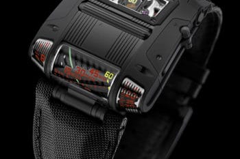 Urwerk UR111C Cobra Watch 1