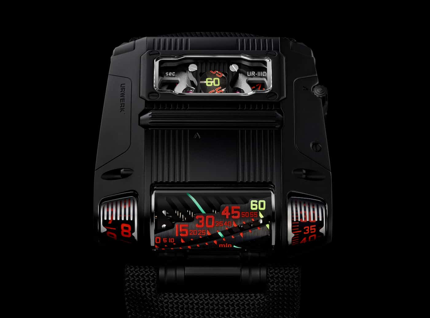 Urwerk UR111C Cobra Watch 2