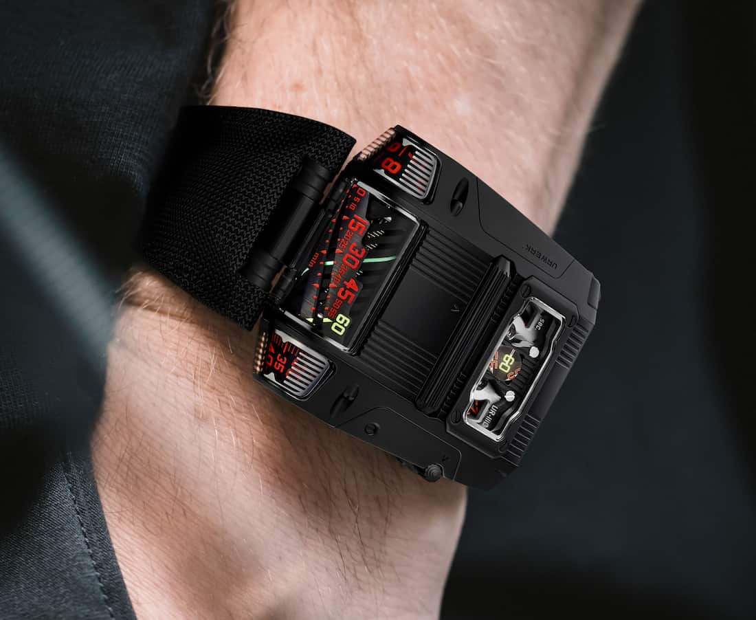Urwerk UR111C Cobra Watch 4