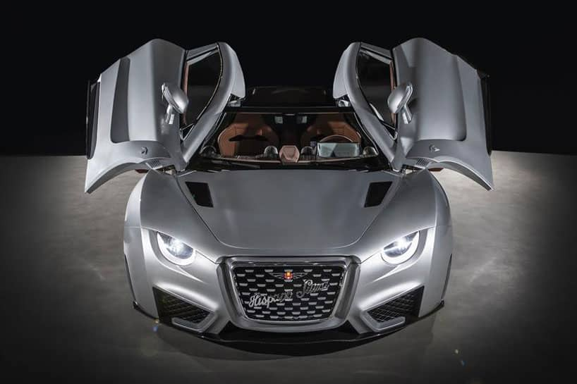 Carmen is Hispano Suiza's Retro Take on a Futuristic EV Supercar