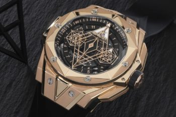 2019 Hublot Big Bang Sang Bleu II 7