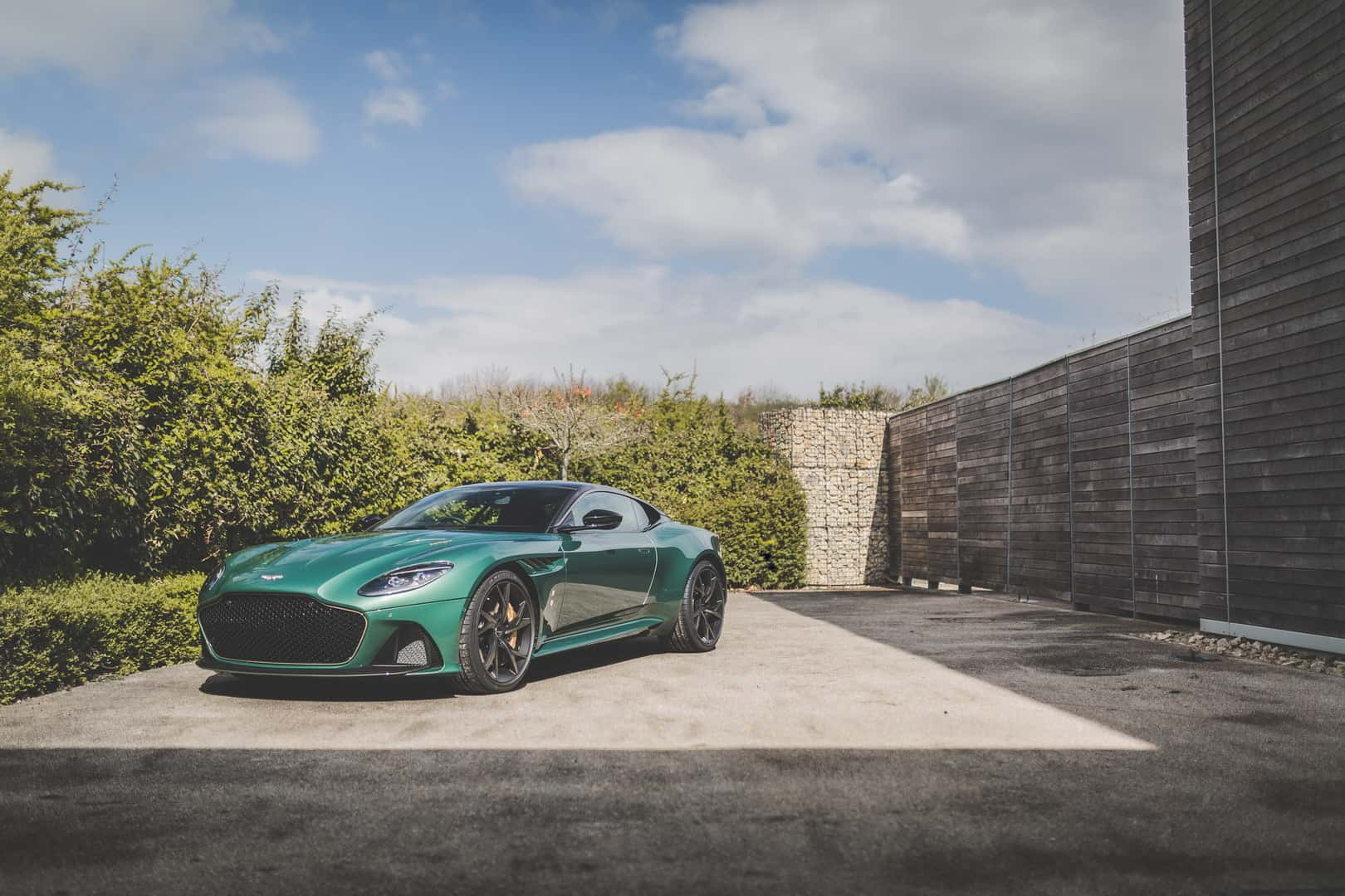 Aston Martin DBS 59 Celebrates 24 Hours Of Le Mans 1-2 From 1959