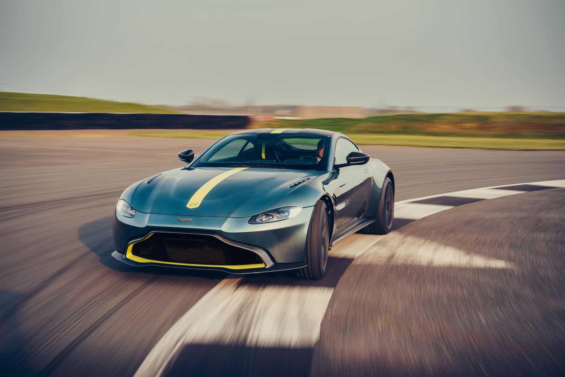 Aston Martin Vantage AMR 14