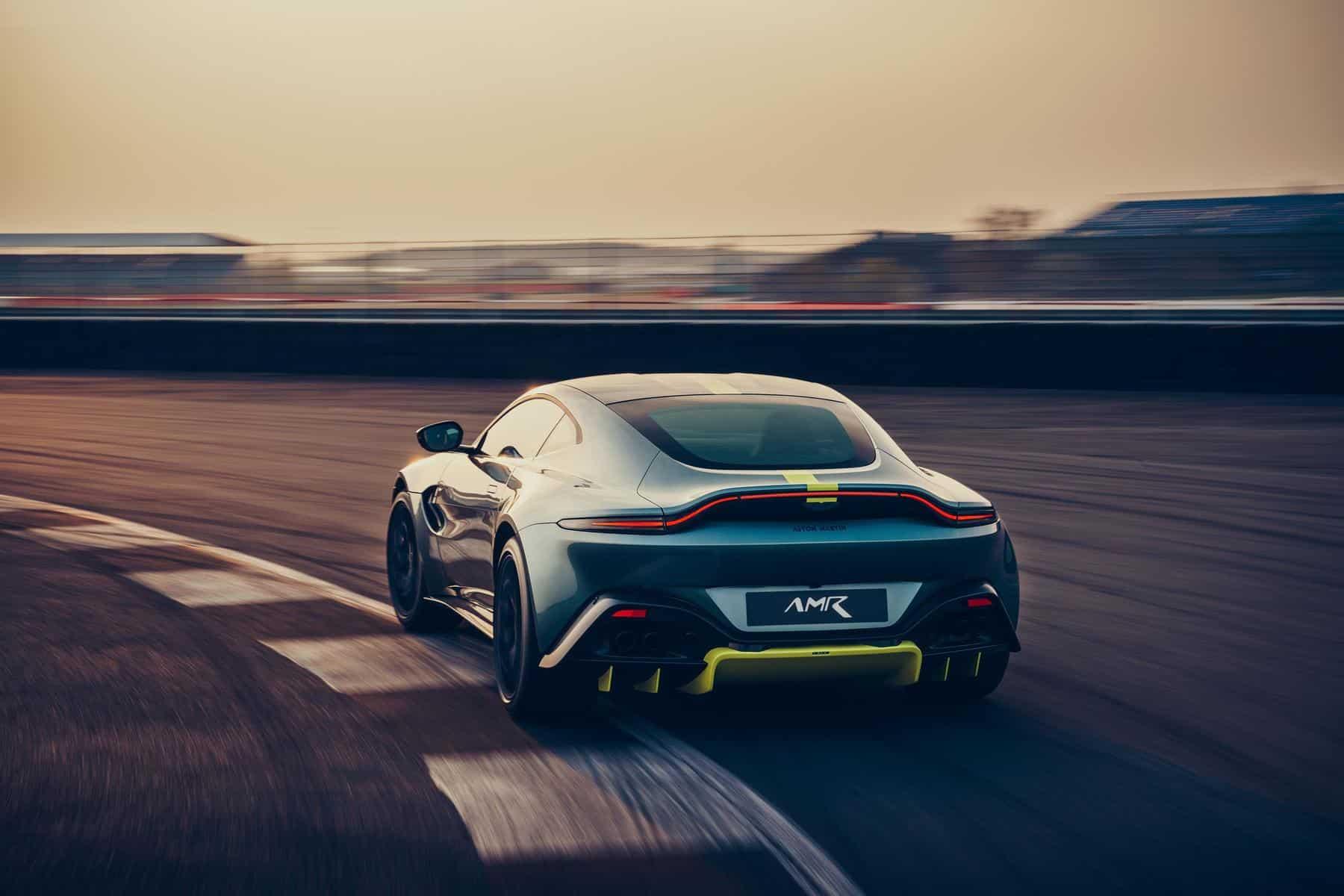 Aston Martin Vantage AMR 2