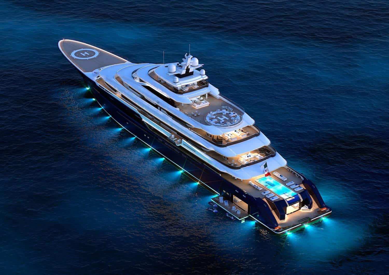 Columbus Yachts 120 meter Columbus Classic 1