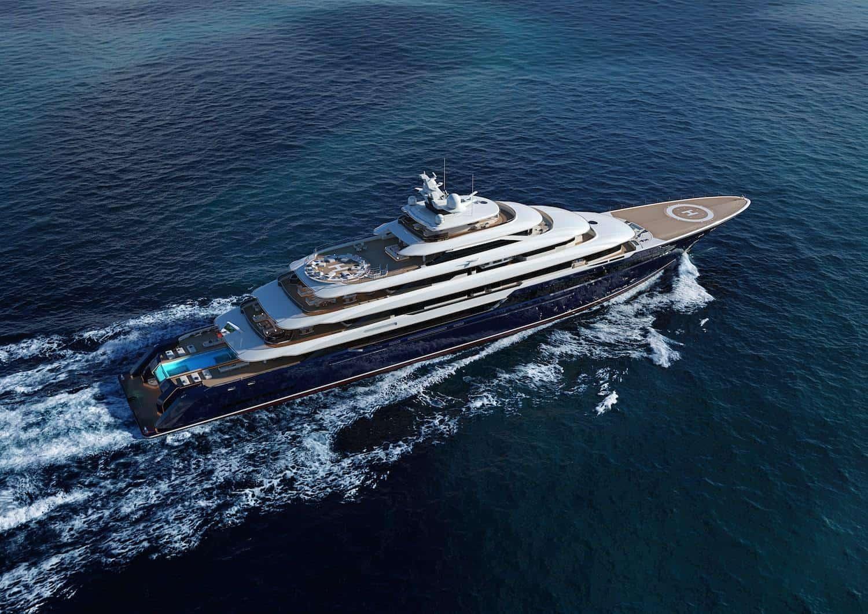 Columbus Yachts 120 meter Columbus Classic 2