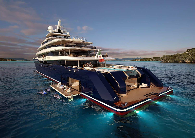Columbus Yachts 120 meter Columbus Classic 3