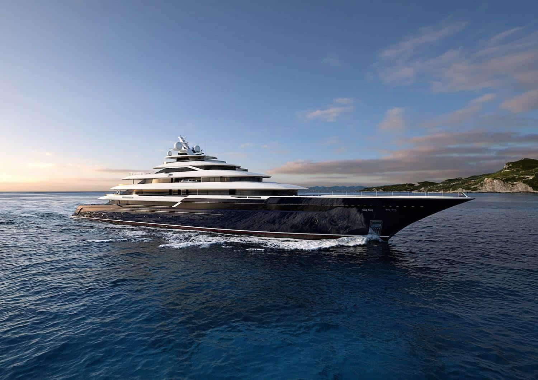 Columbus Yachts 120 meter Columbus Classic 4