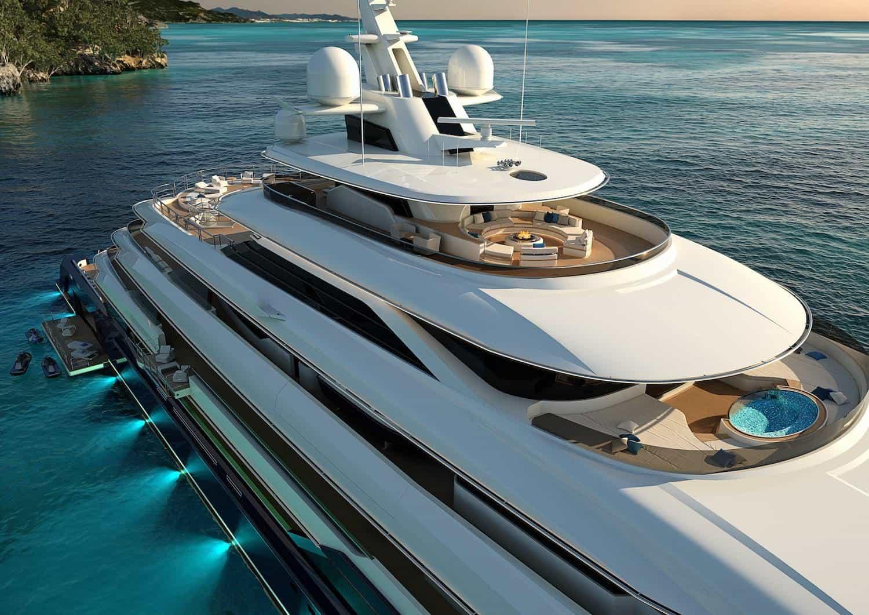 Columbus Yachts 120 meter Columbus Classic 5