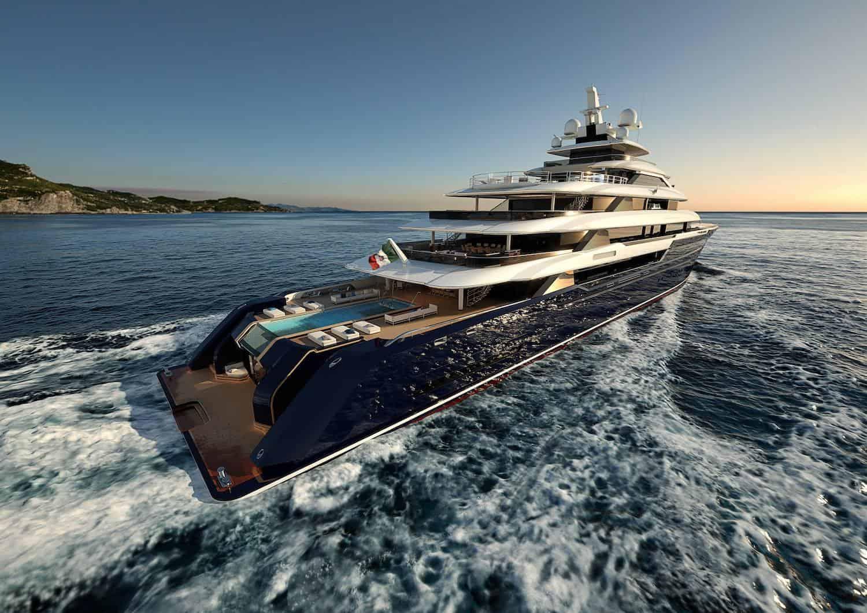 Columbus Yachts 120 meter Columbus Classic 6