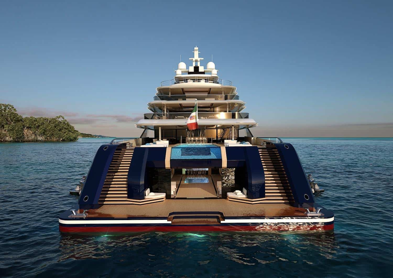 Columbus Yachts 120 meter Columbus Classic 7