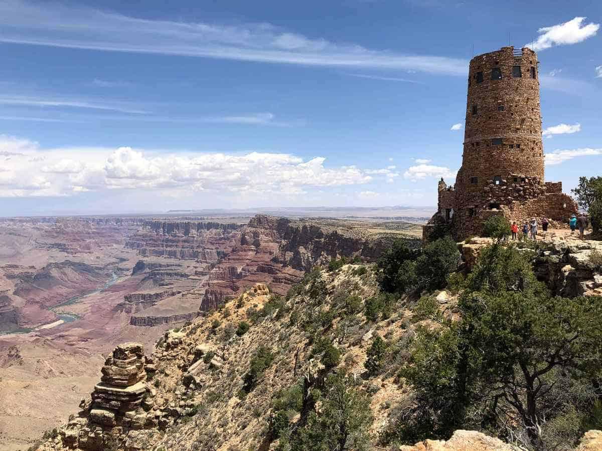 Desert View Watchtower