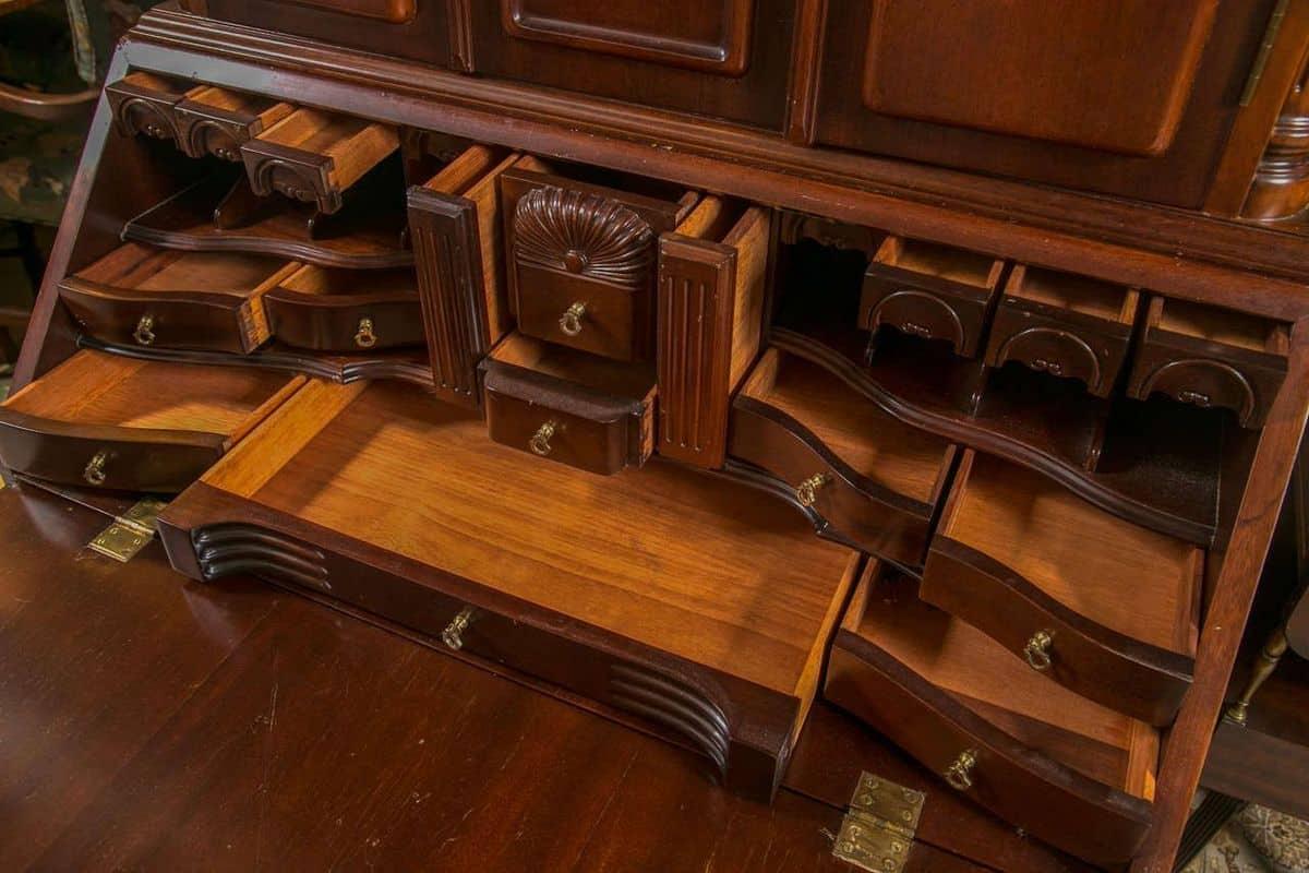 Goddard-Townsend Antique Secretary Desk
