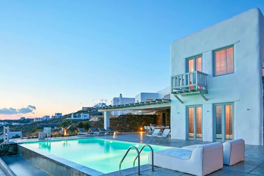 Houlakia Beach Villa