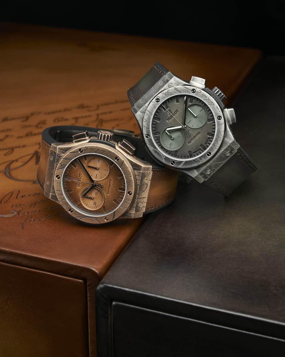 Hublot Classic Fusion Berluti watch 2
