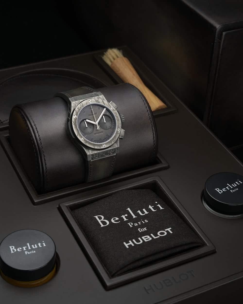 Hublot Classic Fusion Berluti watch 3