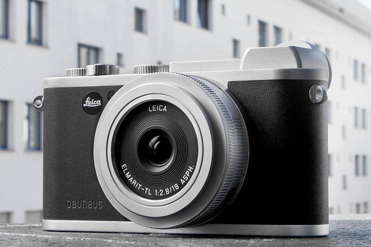 Leica CL 100 years of bauhaus 1