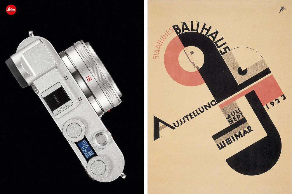 Leica CL 100 years of bauhaus 3