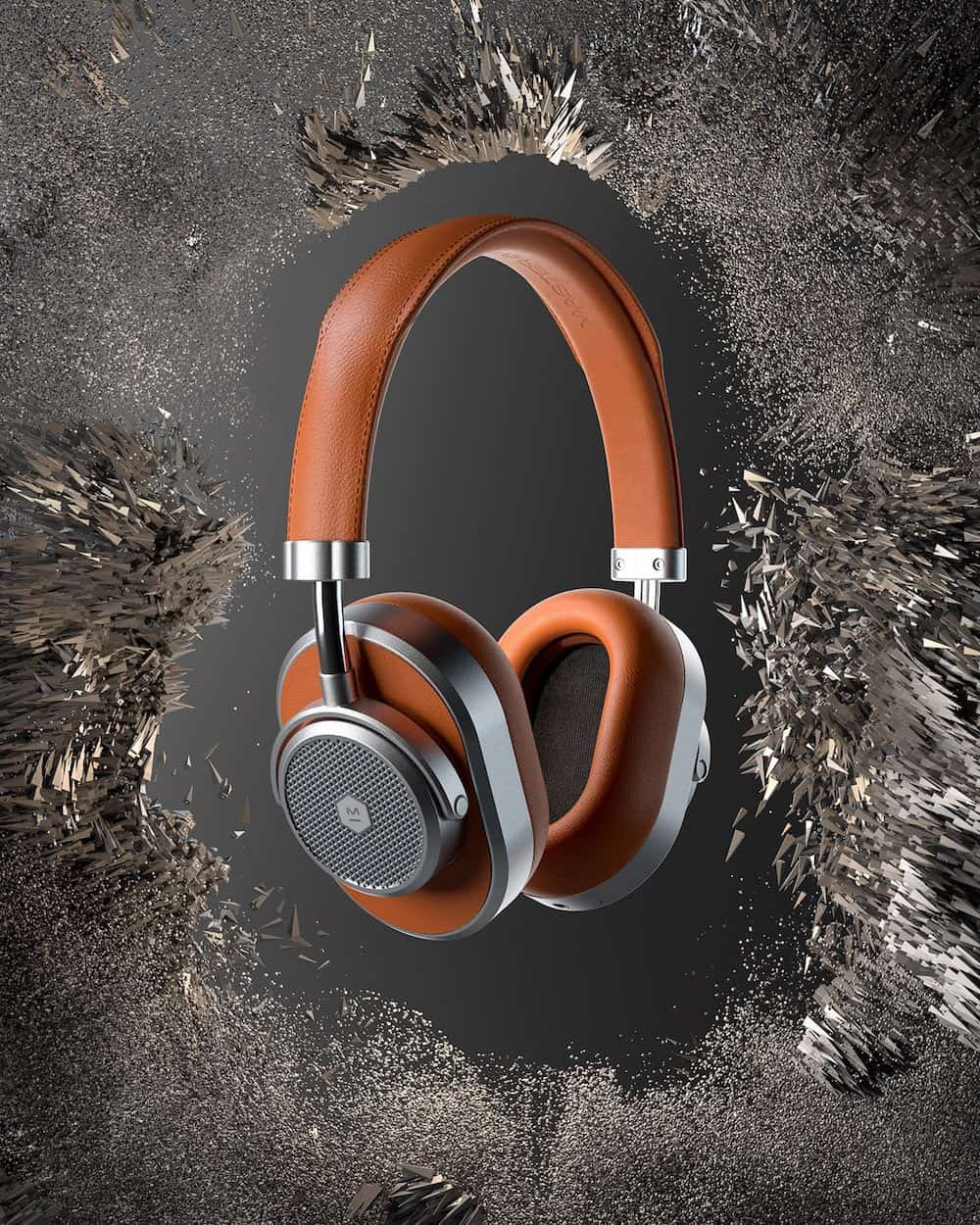 Master & Dynamic MW65 Active Noise Cancelling 2